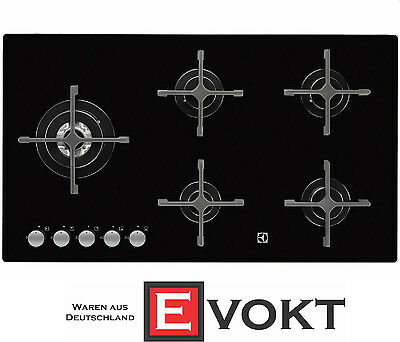 Electrolux EGWP9353NK Built In Gas Hob 5 Cooking Zones Black Cooktop Genuine NEW
