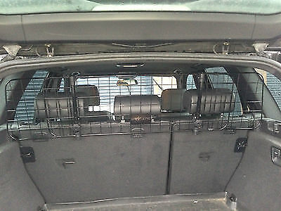 SUBARU FORESTER 2009 ON Car Dog Guard Wire Mesh Safety Grill fits Headrest