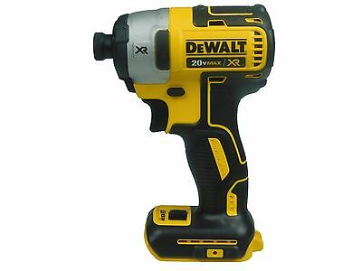 "NEW Dewalt DCF887B 20V Lithium Ion 3 Speed Brushless 1/4"" Impact Driver (Bare)"