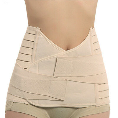 Binder Post Girdle Pregnancy Belt Tummy Recovery Corset Postpartum Belly Wrap