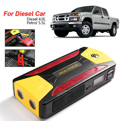 69900MAH Portable Diesel Car Jump Start Pack Booster Charger Battery Power Bank