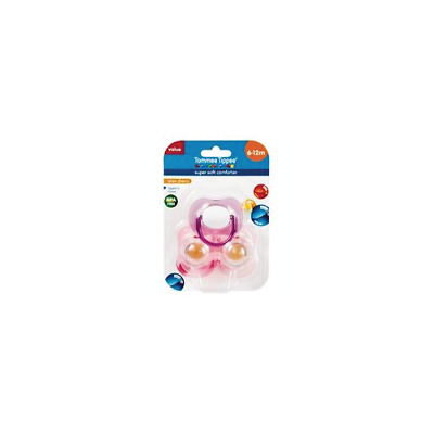 Tommee Tippee 3 Super Soft Comforter 6-12 months Pink Discontinued