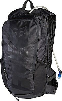 Fox Large Camber Hydro D30 Race Bag BackPack Black 15L with Built-in Back Protec
