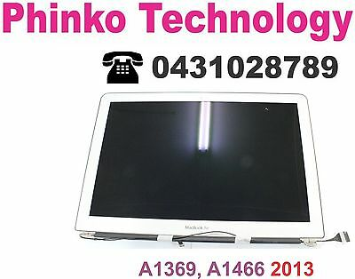 """NEW LCD LED Screen Display Assembly for MacBook Air 13"""" A1466 2013 2014 2015"""