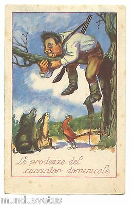 Humour . CHASSE . HUNTING . Lapin . Rabbit .