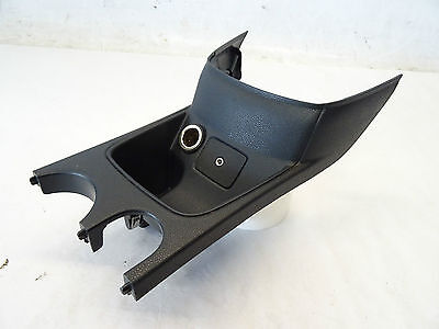 Ford Fiesta MK7 09 - 12 Centre Console Panel with 12V and Aux Sockets - Syracuse