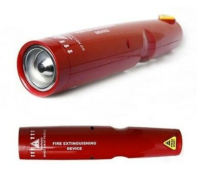 FSS UK PFE 1 - JE 50 portable light weight fire extinguisher no residue easy use