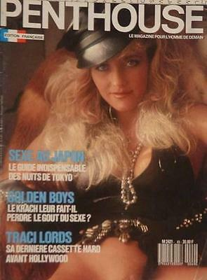 Penthouse (édition francaise) - Traci Lords