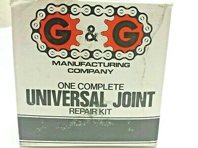 12R G&G Mfg Co Universal Joint Repair Kit Complete 302-1200  NIB