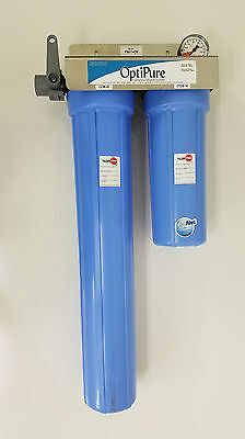 New Optipure FXI-11+CR Complete Filtration System 160-50185