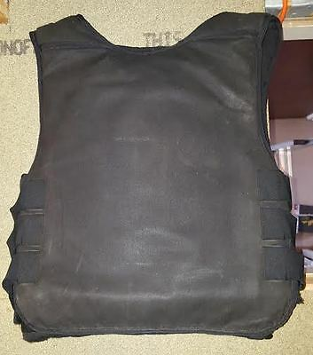 German Police Ceramic Bullet Proof Vest - Body Armour Protection