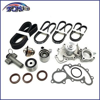 New Timing Belt Kit&water Pump W/ Tensioners Complete Set  Toyota Pickup 3.4L V6