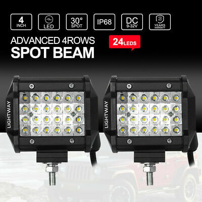 "780W 20 Inch CREE LED Light Bar Combo Offroad 4WD Work Driving Lamp 22""23"""