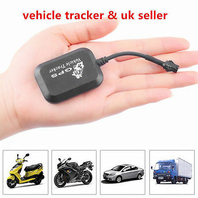 GPS GPRS GSM Tracker Magnetic Car Vehicle Personal Tracking Device Locator UK