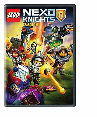 NEW LEGO: Nexo Knights: The Complete First Season (DVD)