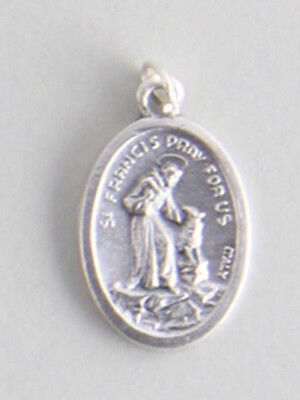 NEW  Holy Medal - St Francis of Assisi