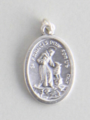 NEW  Holy Medal - St Francis of Assisi - *FREE POSTAGE*