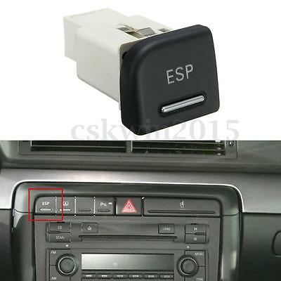 Electronic Auxiliary Program Switch For Audi A4 8E B6 B7 (2003-2008 ) ESP Button