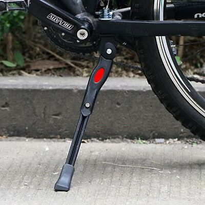 Adjustable Cycling Heavy Mountain Bike Bicycle Cycle Prop Side Rear Kick Stand