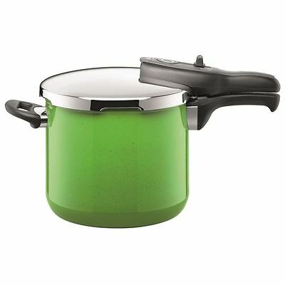 Silit - Green Sicomatic t-plus Pressure Cooker 6.5Ltr (Made in Germany)