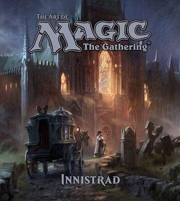 The Art of Magic The Gathering Innistrad (Englisch) Magic Buch Hardcover Artwork