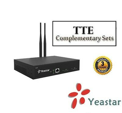 AUTHENTIC Yeastar YST-TG200 NeoGate GSM to VoIP Gateway -WILL ACCEPT $311 OFFER