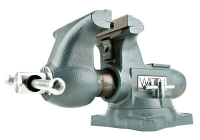 "8"" Tradesman Vise Wilton 63202 New"