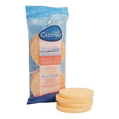 Calypso Make-Up Remover Face Sponges
