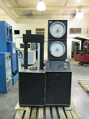 Soiltest Concrete Strength Tester Capacity 250,000 Lbs Model 4240 Compresion