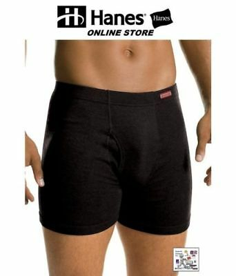 Hanes Big Man's Boxer Briefs w/ Comfortsoft Waistband Size(2X & 3X-Large) 4-Pack