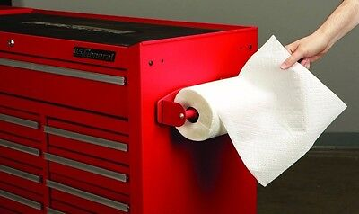 New Magnetic Paper Towel Holder Toolbox Fridge (US Seller) Free Shipping