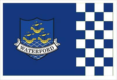 Co Waterford  Flag 90 Cm X 60 Cm