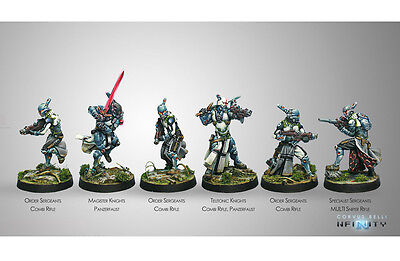 INFINITY - Corvus Belli - PAN OCEANIA KNIGHTS OF SANTIAGO - NEW