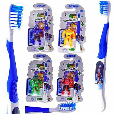 36 x Kids / Childrens Toothbrush and Toy, Wholesale, Job Lot, Bulk Buy Quality