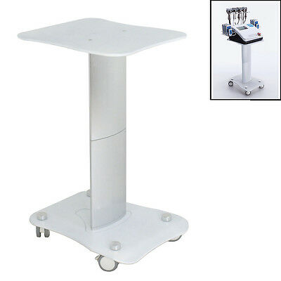 Alloy Salon Trolley Stand Rolling Assembled for Cavitation RF IPL Beauty Machine