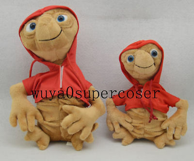 E.T. the Extra-Terrestrial plush soft toy 7 inch 10 inch free shipping