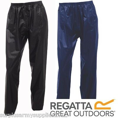 Children's Regatta Stormbreak Waterproof Trousers 2Yr-16Yr Over Kids Boy Toddler