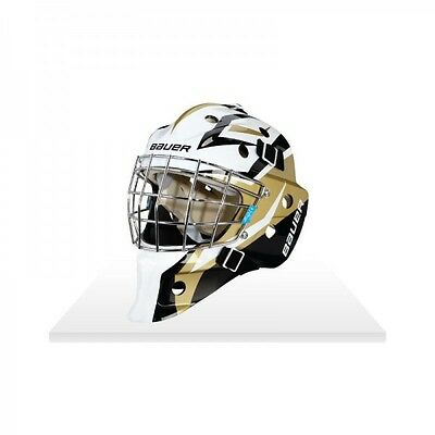 BAUER Goal Mask NME 3 Decal - Senior