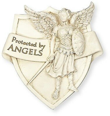 AngelStar Driver Gift Protected Angels Archangel Michael Car Sun Visor Clip