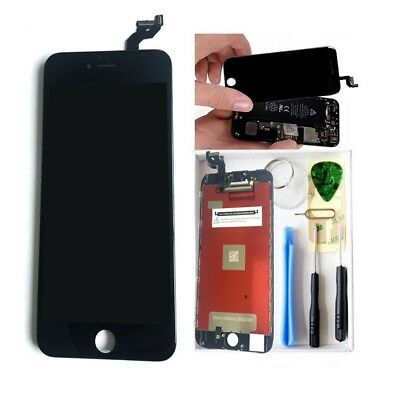 Black LCD Screen Display + Touch Screen Digitizer + Frame for iphone 6S Plus