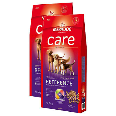 Mera Dog High Premium Hundefutter 2x12,5kg Light Senior Junior Adult uvm.