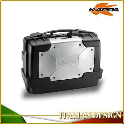 Kappa Kgr33Pack2 Monokey Couple Valises Laterales Garda 33 Lt Cover Aluminium