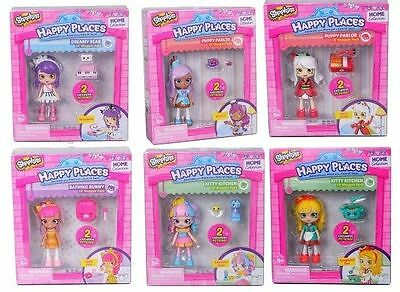 Shopkins season 6 happy places set of all 13 home for Hopkins cad