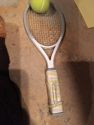 American Girl Doll Tennis Racket And Ball New
