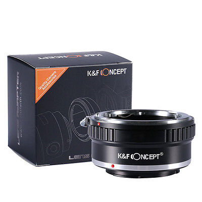 K&F Nikon Non-Ai F AI AIS Lens to Canon EOS M EF-M Mount AI-EOS M Adapter Ring