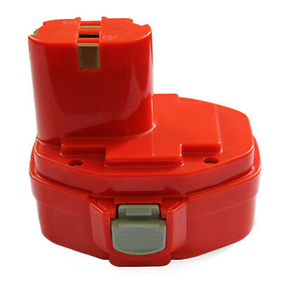 2.0AH 14.4V Battery for Makita 1420 1422 194172-2 PA14 Cordless Drill Red