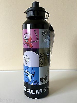 THE REGULAR SHOW Drink Bottle / Brand New & Licensed