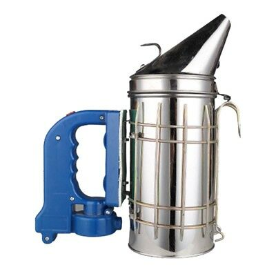 Stainless Steel Bee Smoker Beekeeping Equipment