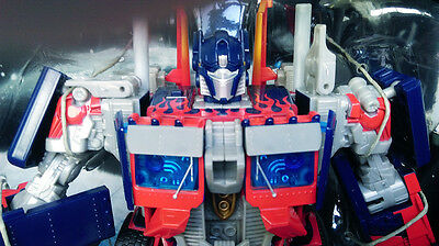 Takara Transformers Dark Of The Moon DOTM Leader Optimus Prime LOOSE FIGURE
