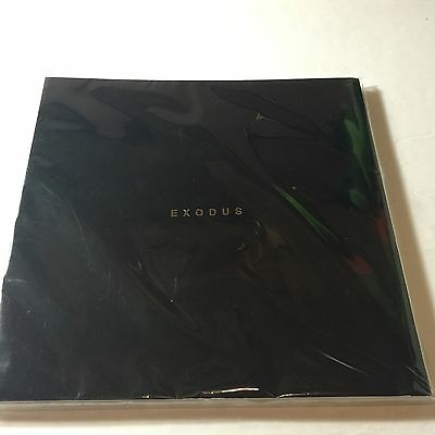[OFFICIAL] EXO-K EXO-M Notebook Exodus Photo Note Rare Limited Sehun Chanyeol